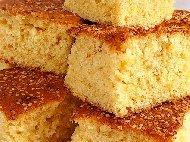 Лесната и бърза рецепта за бъркан тутманик със сирене, кисело мляко и бакпулвер (без мая и без месене)